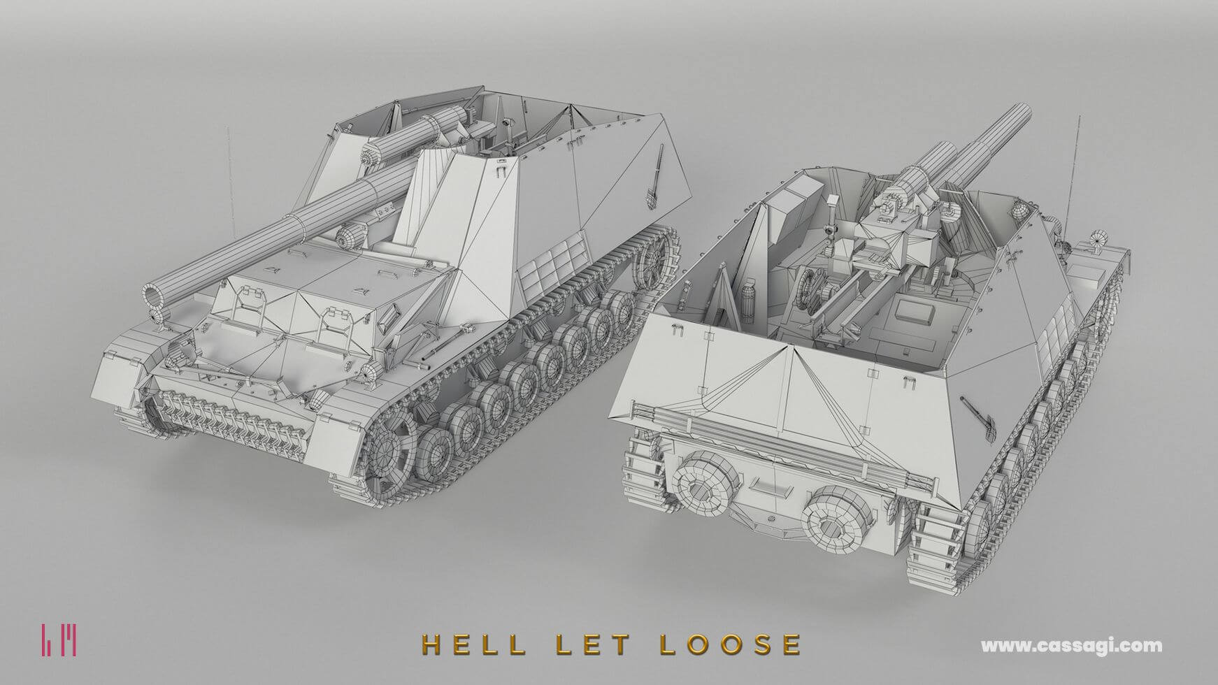 hell let loose hummel wire model