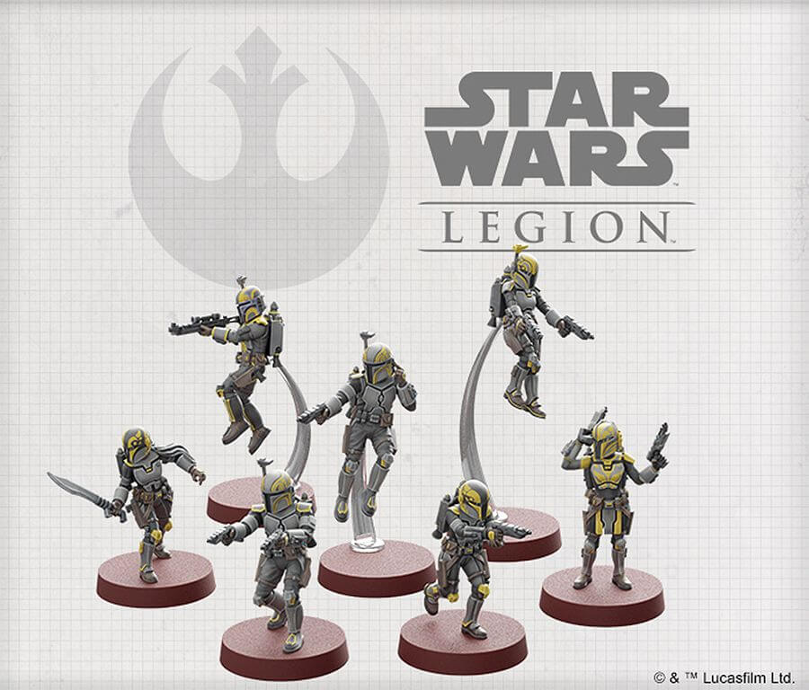 FFG star wars legion swl 68