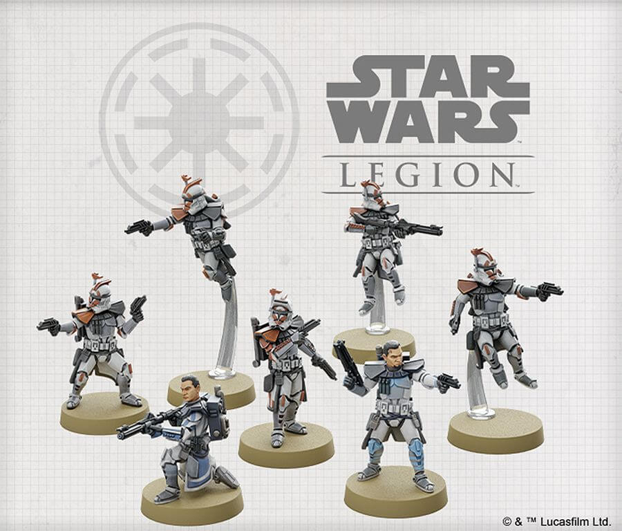 FFG star wars legion swl 70