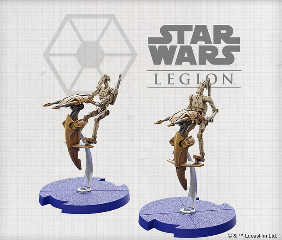 FFG star wars legion swl 73